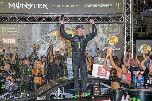 NASCAR in Bristol: Kurt Busch löst Playoff-Ticket mit erstem Saisonsieg