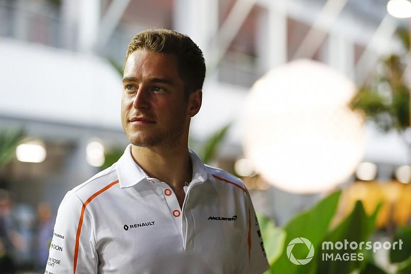 IndyCar-team Dale Coyne in gesprek met Vandoorne