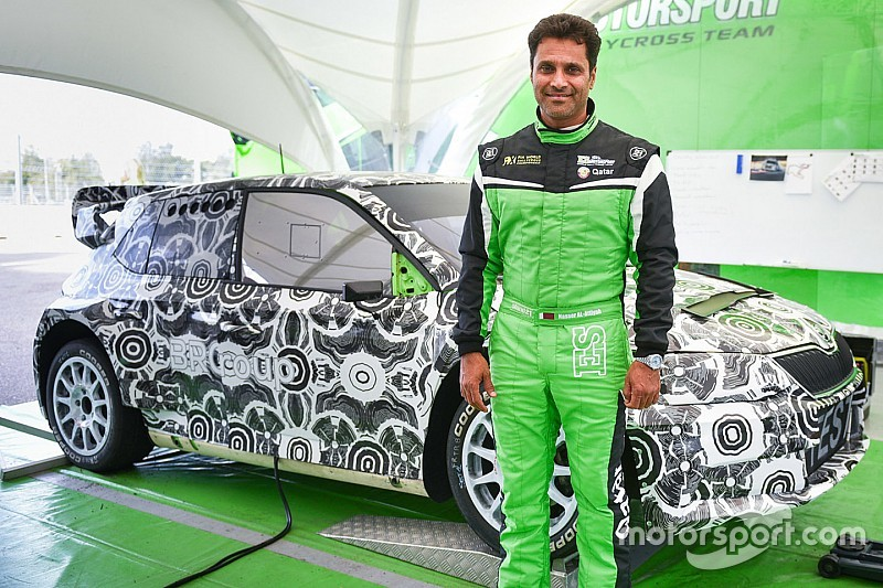 Al-Attiyah set to race in World RX in 2019