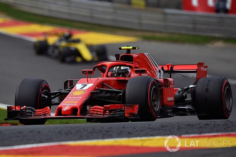 Pirelli dévoile les stratégies pour la course du GP de Belgique