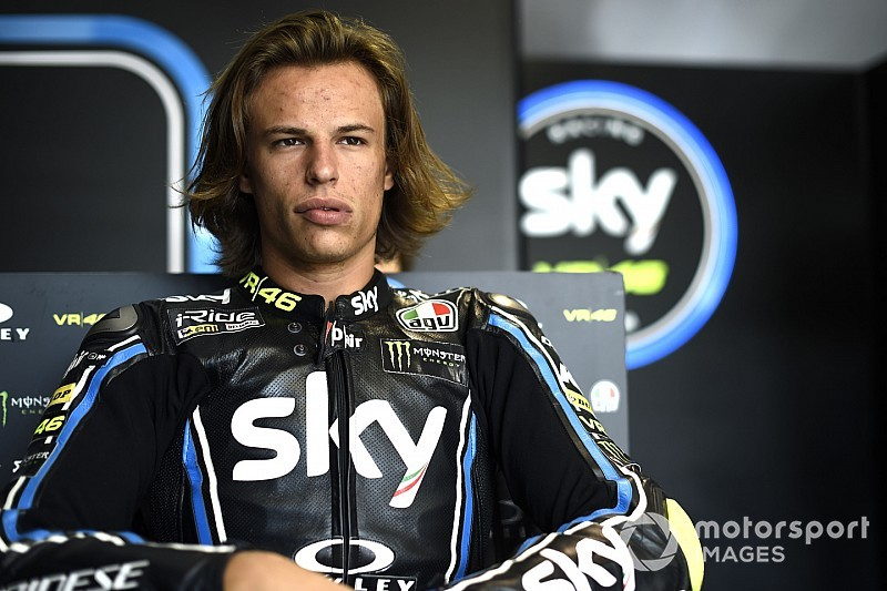 Infortunio a una mano per Bulega: sarà costretto a saltare il GP del Giappone