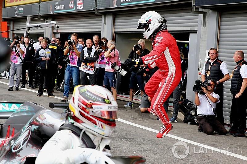 A Ferrarinak Spában nyernie KELLETT: jöhet a bajnoki hajrá!