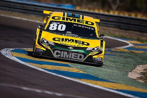 Marcos Gomes é o mais rápido da sexta-feira em Campo Grande