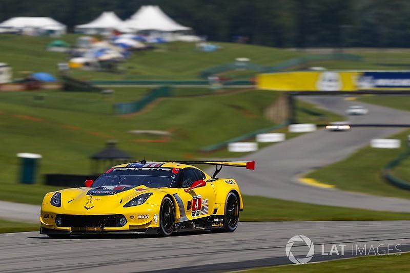 VIR IMSA: Milner tops third practice for Corvette