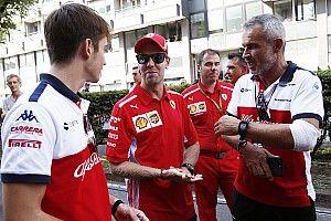 """Brawn szerint Leclerc nem lesz olyan """"előzékeny"""", mint Räikkönen volt"""