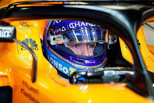 Ditertawakan Alonso, Magnussen: Dia pikir dia Tuhan