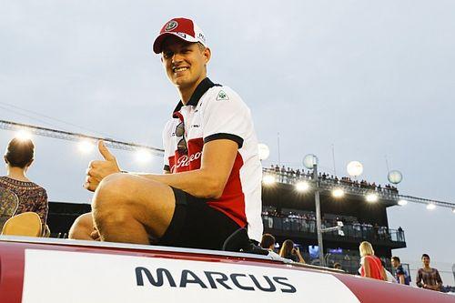 """Ericsson se diz """"orgulhoso"""" por passagem pela Sauber"""