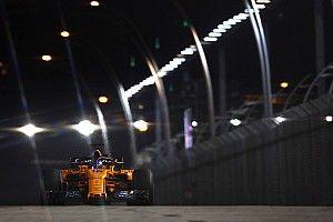 """Alonso, el mejor del resto en Singapur: """"Ha sido una carrera mágica"""""""