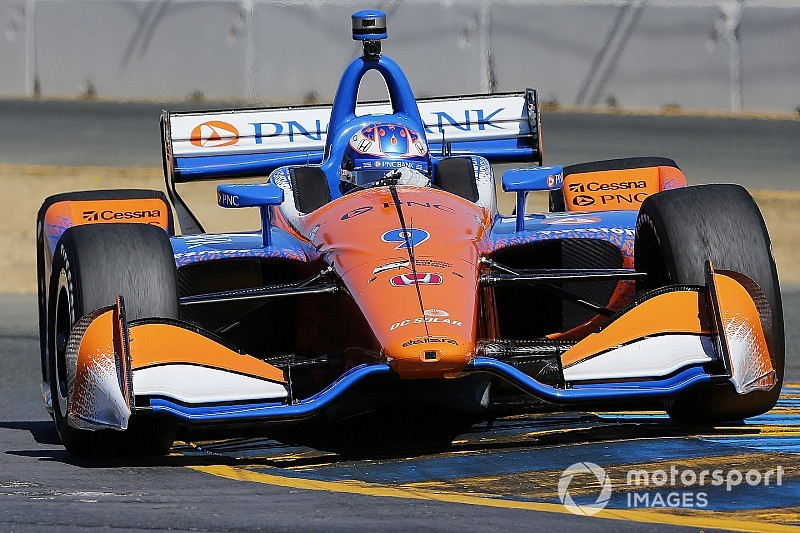 Sonoma IndyCar: Hunter-Reay dominates, Dixon clinches fifth title
