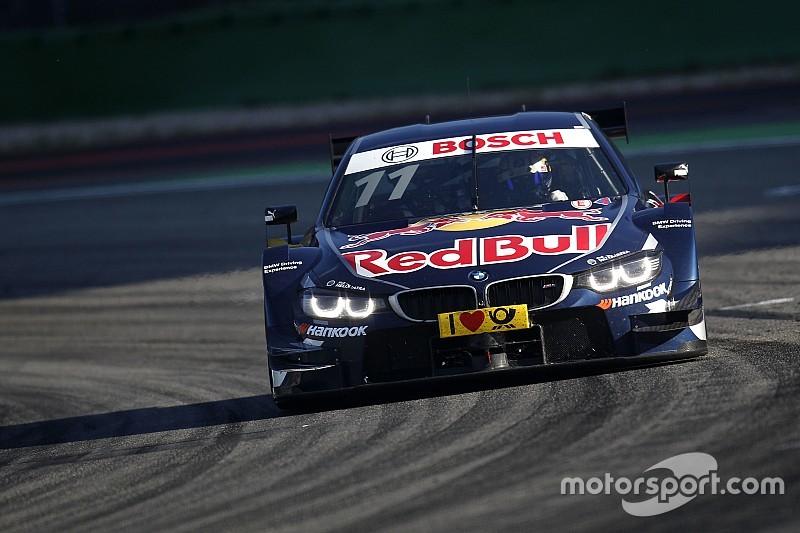BMW announces team structure for 2017 DTM season