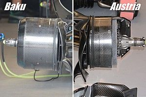 Austrian GP tech debrief: Brakes in the spotlight