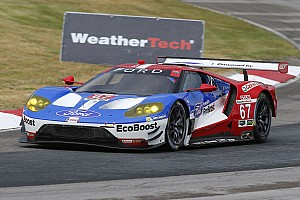 IMSA Race report Ford GT earns third straight GTLM win with Briscoe, Westbrook