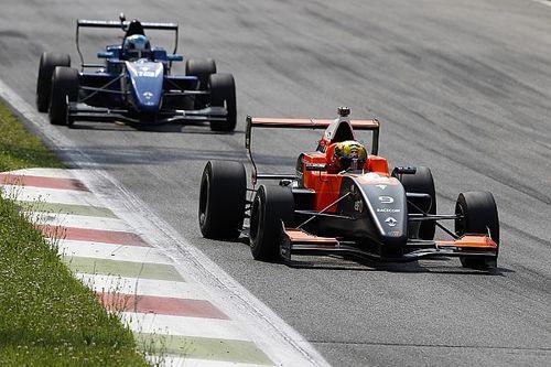 Monza Eurocup: Boccolacci takes maiden win amid chaos