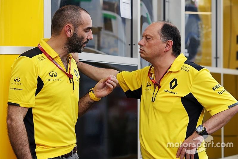 Vasseur says differing views on Renault's F1 plans behind exit