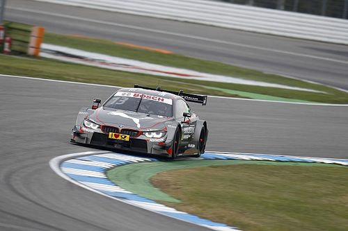 Hockenheim DTM: Da Costa on pole, Wittmann beats Mortara