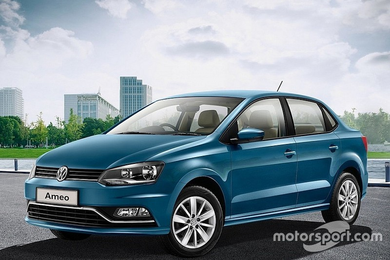 Volkswagen India to replace Vento with Ameo in 2017