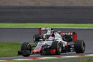 Haas progress genuine despite Japanese GP letdown - Steiner