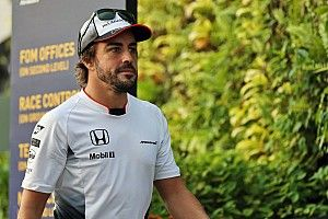 """Alonso has """"other things"""" to do if F1 doesn't get better"""