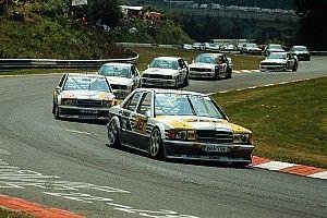 Tourenwagen-Classics vor Rennen auf der Nürburgring-Nordschleife?