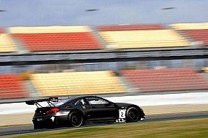 Gustavo Yacamán se puso a prueba con su nuevo auto