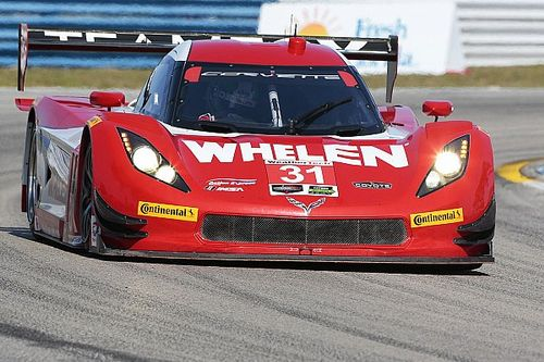 Action Express leads opening practice at Sebring
