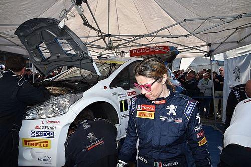 Il personaggio Peugeot - Anna Andreussi: nel mio futuro un ruolo da giornalista?