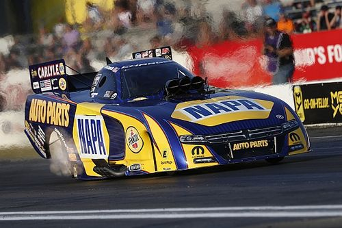 Capps, Torrence and Line race to qualifying leads Friday at Thunder Valley Nationals