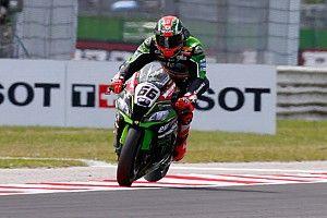 Le Kawasaki di Sykes e Rea dominano anche nei test di Misano