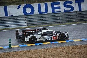 La pluie fige la grille provisoire des 24 Heures du Mans