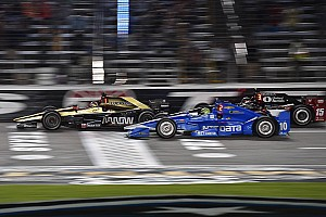 IndyCar Breaking news Revised Texas track creates unknowns for Firestone