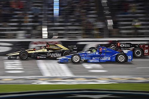 Revised Texas track creates unknowns for Firestone