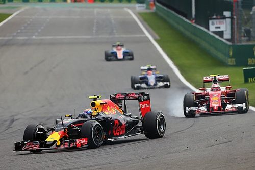 """Verstappen's driving """"on the edge"""", says Horner"""