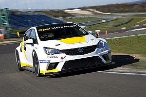 Neuer TCR-Tourenwagen von Opel vor Debüt auf der Nordschleife