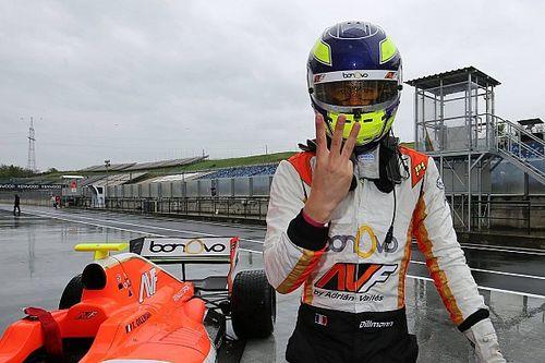Победа позволила Дильману покинуть Венгрию лидером сезона