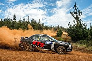 Evans wins opening Australian Rally Championship round