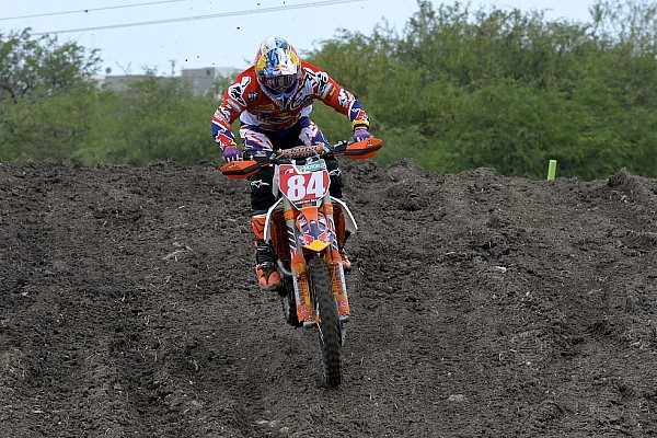 Mondiale Cross Mx2 Ennesima doppietta di Jeffrey Herlings in Messico