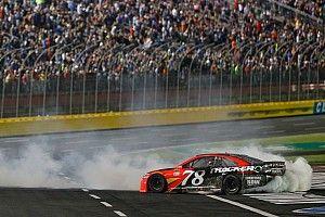 "Toyota on Truex's win: ""We knew tonight was coming"""