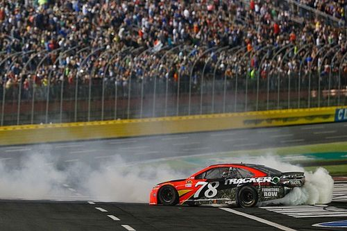"Toyota on Truex's win: ""We knew tonight was coming"""