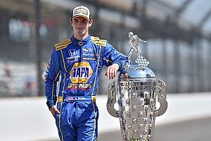 Indy 500 winner Rossi nominated for ESPY award