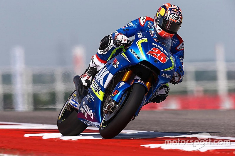Vinales frustrated to miss out on COTA front row