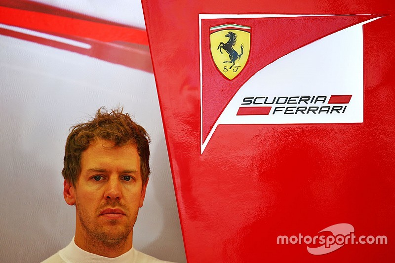 Wheel nut issue caused Vettel's FP2 stoppage
