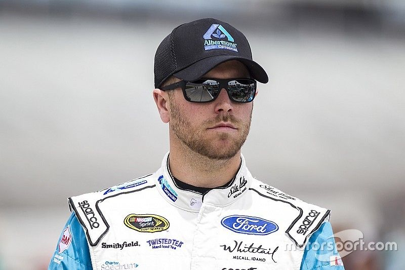 Brian Scott comes out of retirement to run two NASCAR Xfinity races