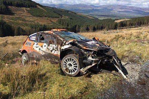Ufficiale: Lukyanuk salta il Circuit of Ireland