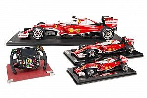 Amalgam Collection Luncurkan Koleksi Scuderia Ferrari SF16-H