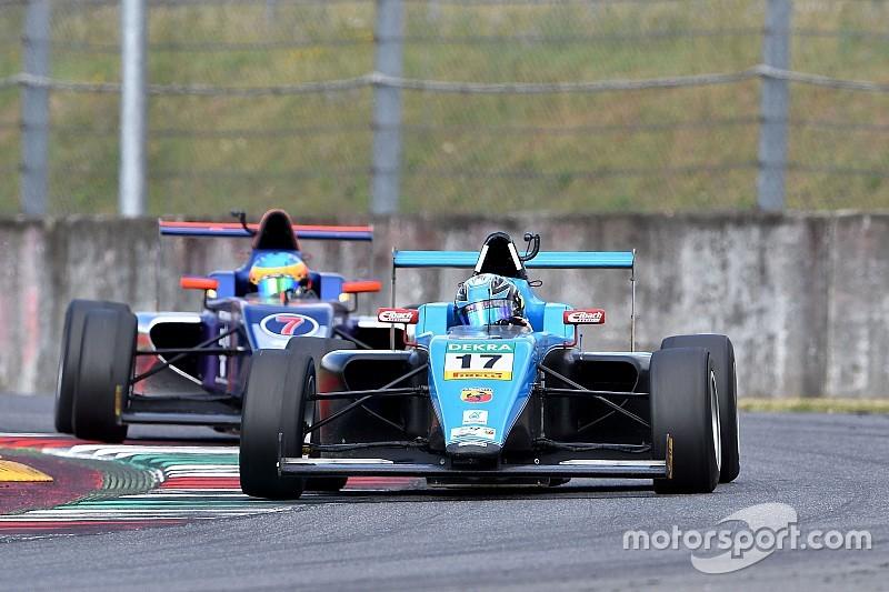 Marcos Sibert si aggiudica Gara 3 al Mugello