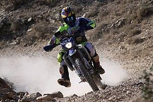 Aravind relieved to complete Baja Aragon in first attempt