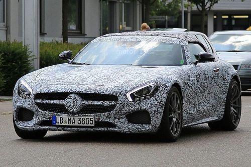Première sortie pour la Mercedes-AMG GT C Roadster
