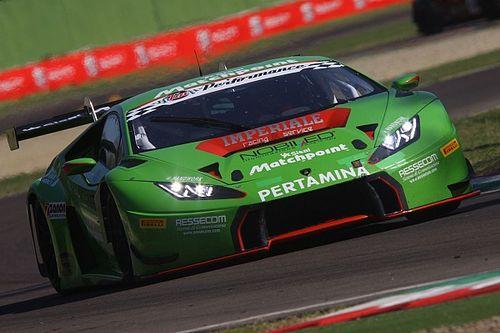 Libere 1, Super GT3 - GT3: Bortolotti-Mul e Postiglione-Barri in vetta