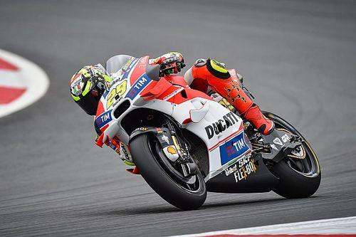 MotoGP Austria: Iannone rebut pole position
