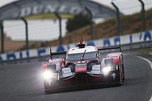 Экипаж Audi возглавил протокол тестового дня в Ле-Мане